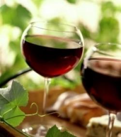 Вино красное