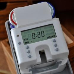 Аэрозольный диспенсер Aroma-Mini D100