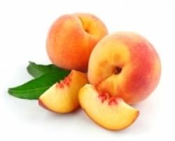 Персик-маракуйя