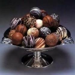 Шоколад трюфель